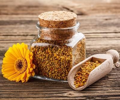 propiedades y beneficios del polen