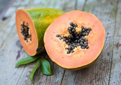 cuales son los beneficios de la papaya