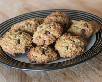 como hacer galletas de avena quaker
