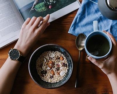 beneficios de desayunar avena