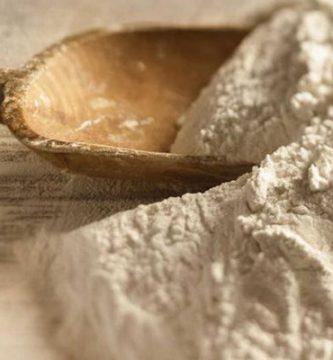propiedades de la harina tostada