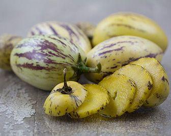 propiedades del pepino melon