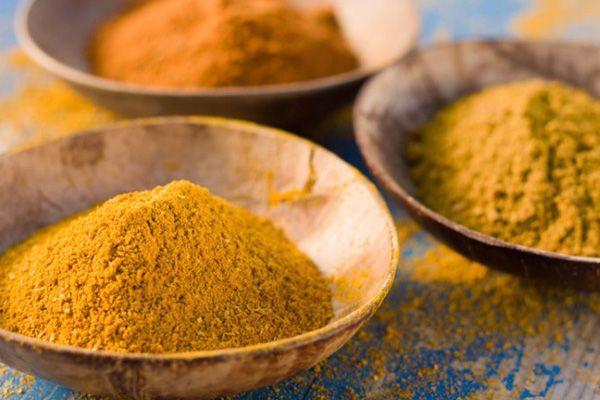 para que sirve el curry