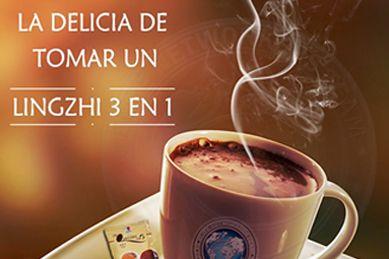 ¿Para Que Sirve el Lingzhi Coffee 3 en 1? -【Efectos