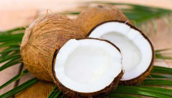 propiedades del coco fresco