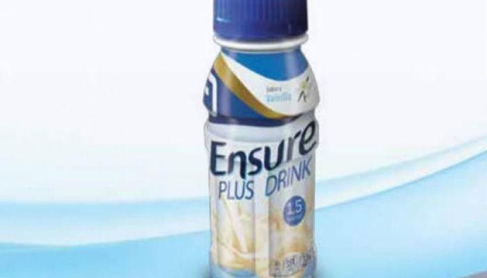 para que sirve el ensure plus drink