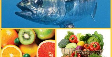 Alimentos ricos en magnesio y colageno