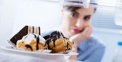 Atracones de comida por ansiedad