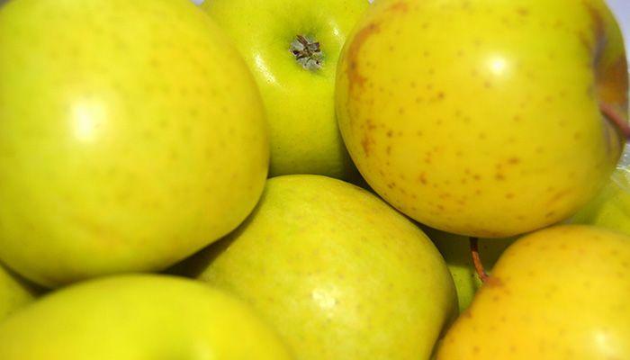 propiedades de la manzana golden