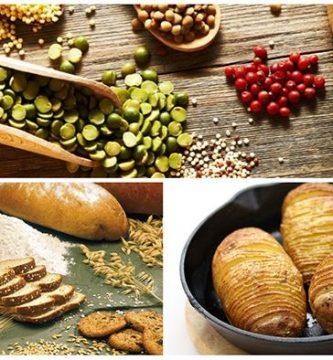 Alimentos con sacarosa