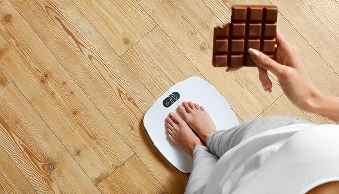 Adelgazar comiendo chocolate en las mañanas