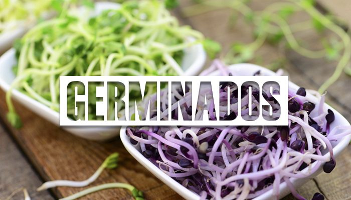 beneficios de los germinados
