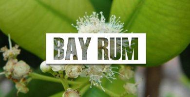 para que sirve el bay rum