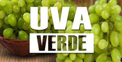 propiedades de la uva verde