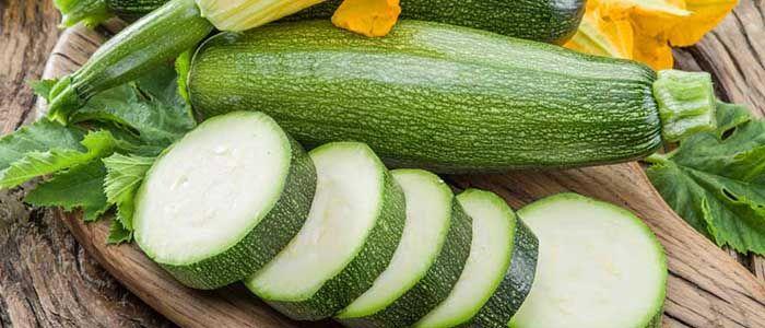 Propiedades del zucchini