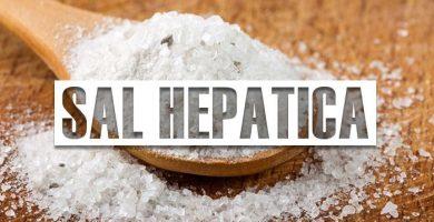 beneficios de la sal hepatica
